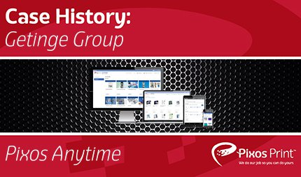 Case Study - Getinge Group